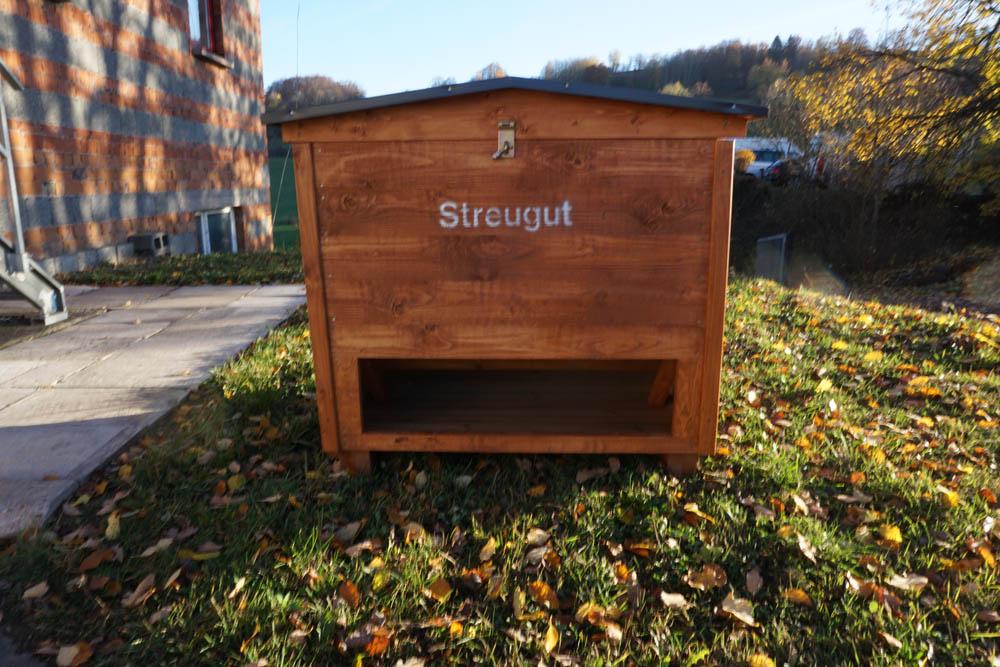 "Streuguthäuschen ""Thüringer Wald"""